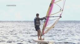 Parte 1: Windsurf ganha espaço entre amazonenses