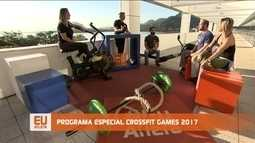 Programa Eu Atleta 16/09/2016 - bloco 1