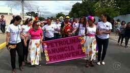 APA realiza desfile em homenagem ao aniversário de Petrolina