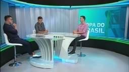 Comentaristas falam sobre entrada de Muralha no Flamengo na final da Copa do Brasil