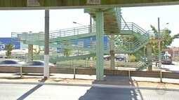 Cuiabá ainda não tem data para reformar passarela