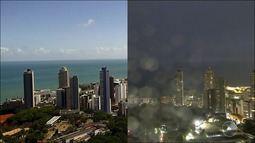 Previsão do tempo: Salvador deve ter clima instável na transição do inverno para primavera