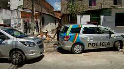 A PM está à procura dos homens que mataram duas pessoas no bairro de Boa Viagem, no Recife