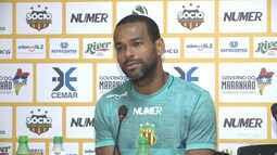 Autor de gol do Sampaio não sabia que jogaria contra Volta Redonda
