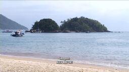 Ilha Grande, em Angra dos Reis, RJ, atrai turistas do mundo inteiro