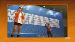 Piauiense se destaca nos Jogos Escolares e também encanta todos cantando