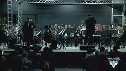 Banda Sinfônica de Cubatão comemora 40 anos