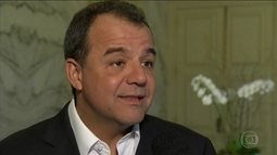 Sérgio Cabral é condenado a 45 anos de prisão