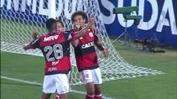 Melhores momentos de Flamengo 4 x 0 Chapecoense nas oitavas de final da Copa Sul-Americana