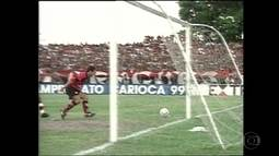 Mão e fair play: Globo Esporte SP relembra gol estranho de Caio Ribeiro em 1999