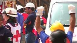 Estudante de Suzano relata situação do México após terremoto