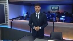 Confira os destaques no NSC Notícias desta sexta-feira (22)