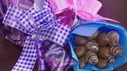 Parte 2: Buquê de chocolate é aposta de empreendedora do Amazonas