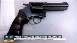 Padre é feito refém por dois bandidos em Guarulhos