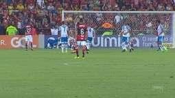 Avaí sai na frente, mas cede empate para o Flamengo no Rio de Janeiro