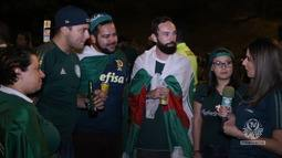 TV Palmeiras - Happy Hour da torcida palmeirense no Pacaembu