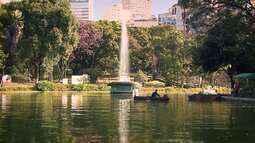 Viva BH: Parque Municipal