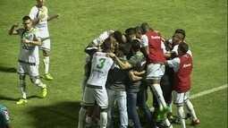 Os gols de Luverdense 3 x 0 Figueirense pela 28ª rodada da série B do Brasileirão