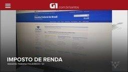 G1 em 1 Minuto: Mais de 33 mil moradores da região estão no 5º lote de restituição do IR