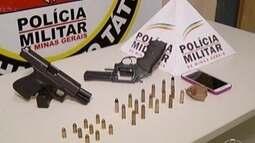 Três pessoas são presas suspeitas de planejar a morte de um empresário em Montes Claros