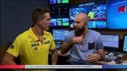 Bruno Fratus fala sobre as novidades do desafio da Raia Rápida