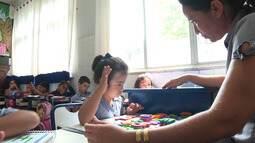 Crianças vencem deficiências e doenças cercadas de amor