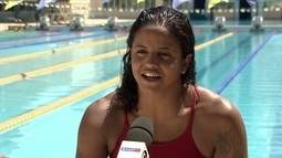 Etiene Medeiros vai representar o Brasil no Desafio Raia Rápida