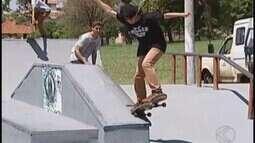 Mais uma edição do Skate no Parque é realizada em Uberaba