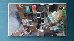 Detento tenta entrar em presídio de Roraima com 30 celulares