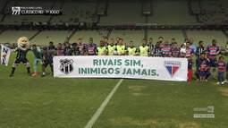 Vozão TV - Bastidores de Ceará x Fortaleza pela Copa Fares Lopes
