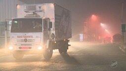 Incêndio em empresa de refrigeração deixa dois feridos em Limeira
