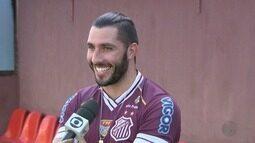 Uruguaio Danilo Mederos fala sobre retorno ao Touro dos Canaviais