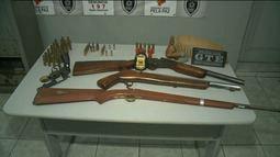 Polícia realiza operação de combate ao tráfico de drogas no Sertão paraibano