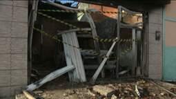 Incêndio acaba com casa na cidade de Remígio, PB