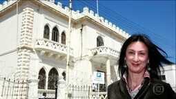 Morte de jornalista que apurava denúncias de corrupção em Malta ganha repercussão mundial