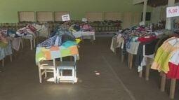 Bazar beneficente será realizado até o dia 24 de outubro em Cacoal