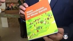 Governo de MG lança mapa gastronômico com roteiros no estado