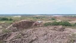 Empresários e trabalhadores cobram licença para exploração de minérios