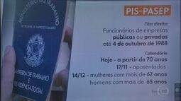 Saques do PIS–Pasep são liberados para quem tem a partir de 70 anos