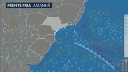 Confira a previsão do tempo para a sexta-feira (20) em São Paulo