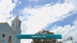 Confira a previsão do tempo para esta sexta-feira no Sul de Minas