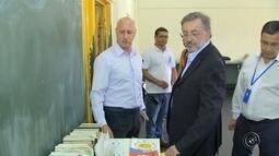 Secretário estadual da Justiça faz visita em unidades da Fundação Casa em Sorocaba