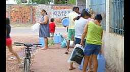 Em marabá, cerca de cem mil pessoas continuam sem água em dois bairros da cidade