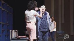 """Fúlvio Stefanini fala sobre espetáculo """"O Pai"""" em Campo Grande"""