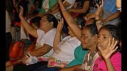 Abertura 39º encontro dos grupos missionários de mulheres da igreja quadrangular