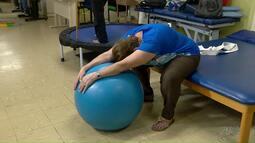 Centro de Reabilitação de Foz do Iguaçu ajuda pessoas com problemas de locomoção