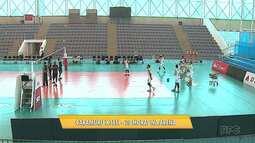 O Caramuru Vôlei recebe o Sesi pela segunda rodada da Superliga de Vôlei