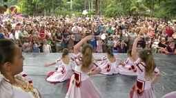 Fest Rio Judaico leva cultura israelita para a Praça Nossa Senhora da Paz