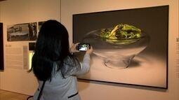 Exposição junta gastronomia japonesa e fotografia