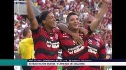 """""""Lei do Ex"""": Nenê reencontra o Santos e Thiago Neves, o Flamengo"""